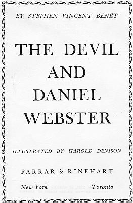 The Devil and Daniel Webster Facts, information, pictures.